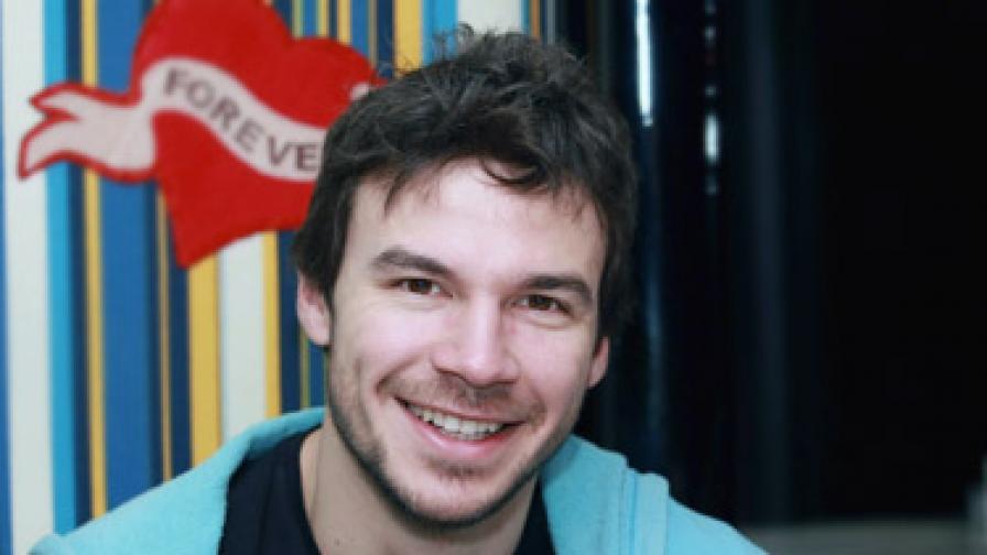 Ивайло Захариев: Женя се напролет
