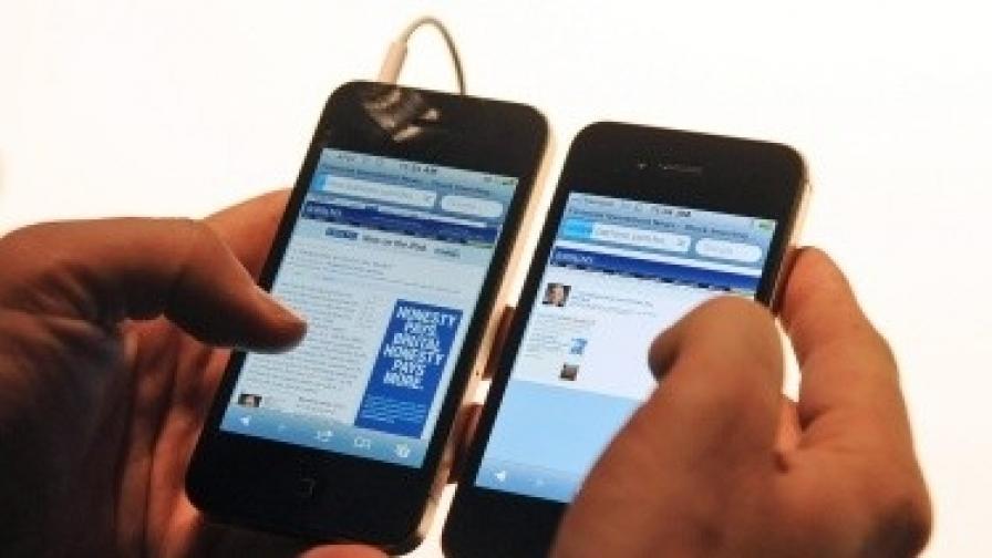 Полицията разби банда, мамела с мобилни услуги
