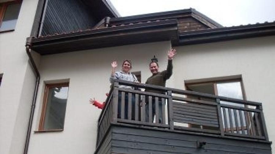 70 британци най-после са собственици на апартаментите си в Банско