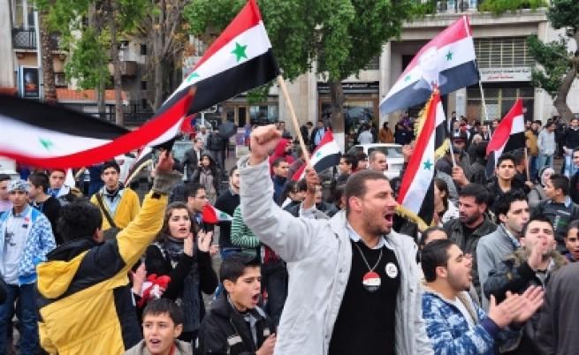 Асад: Ще се сражавам и ще умра за Сирия