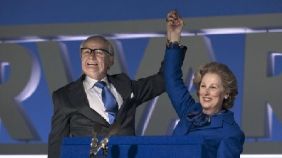 Мерил Стрийп - без компромис, също като Маргарет Тачър