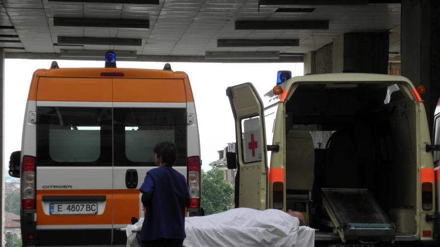 Шофьорите станаха санитари в МБАЛ-Благоевград