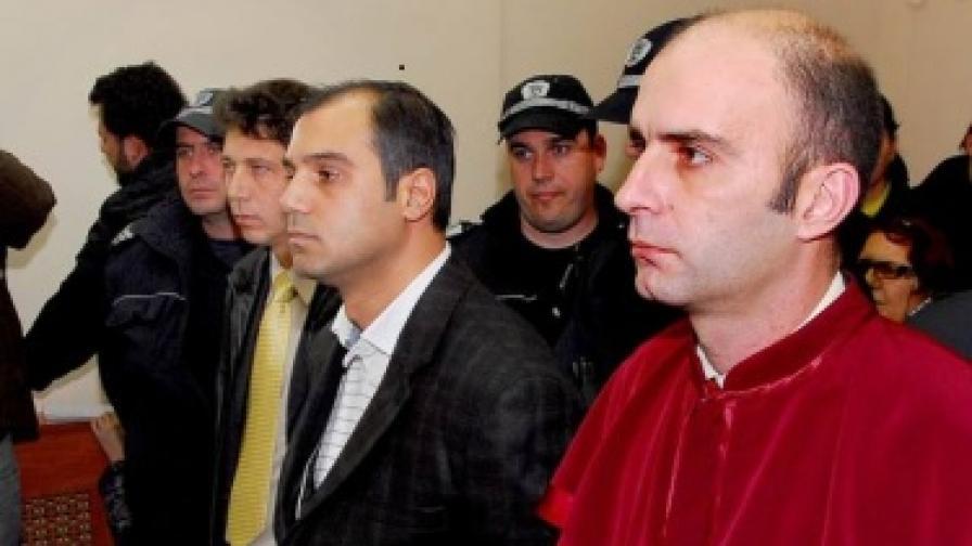 Кирил Рашков-младши осъден на 8 месеца затвор