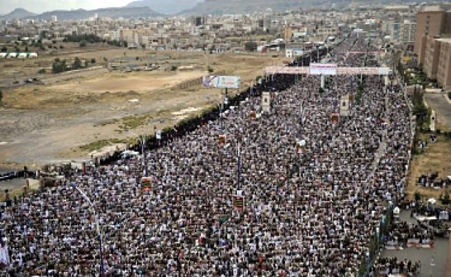 Ожесточени сблъсъци в столицата на Йемен
