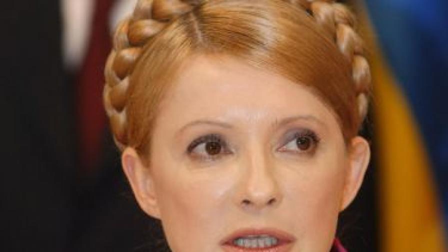 Състоянието на Юлия Тимошенко се влошава