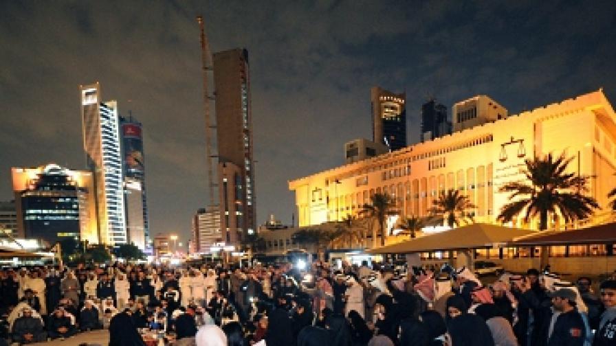 Правителството на Кувейт подаде оставка
