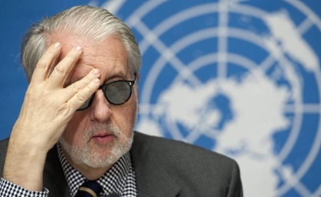 ООН: Сирия е извършила престъпления против човечеството