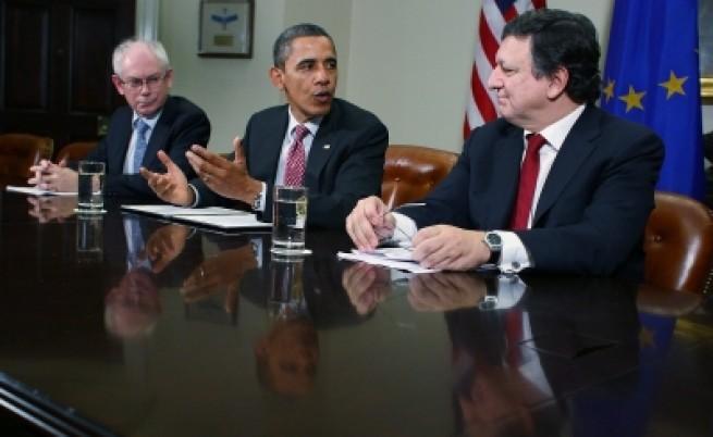 САЩ и ЕС: Нови грижи за глобалната икономика
