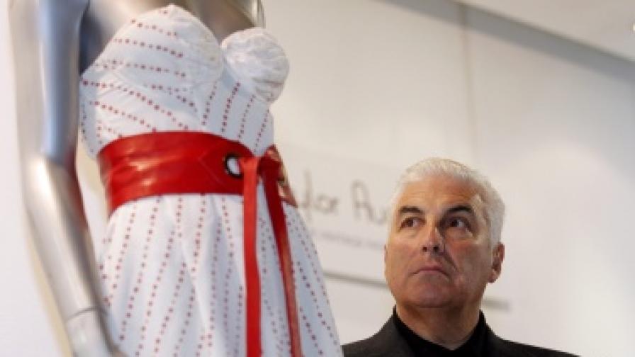 Продадоха рокля на Ейми Уайнхаус за 43 хил. паунда