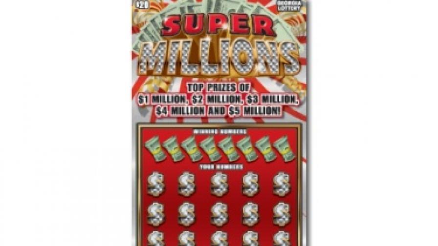 Късмет: Да спечелиш два пъти $1 млн. от лотарията