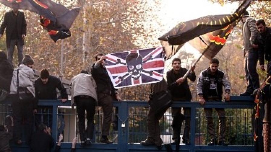 ЕС затяга икономическите санкции срещу Сирия и Иран