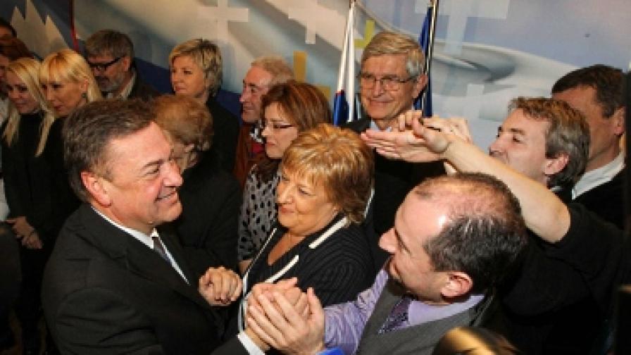 Изненадващ победител на парламентарните избори в Словения