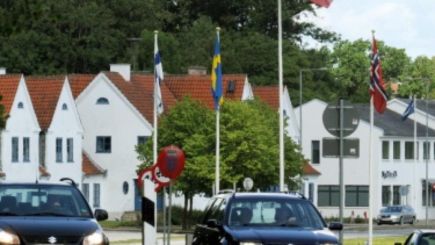 С кола в Копенхаген? Само с такса!