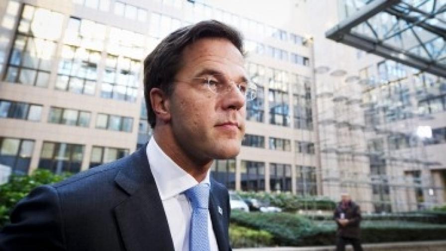 Натискат Холандия заради нас