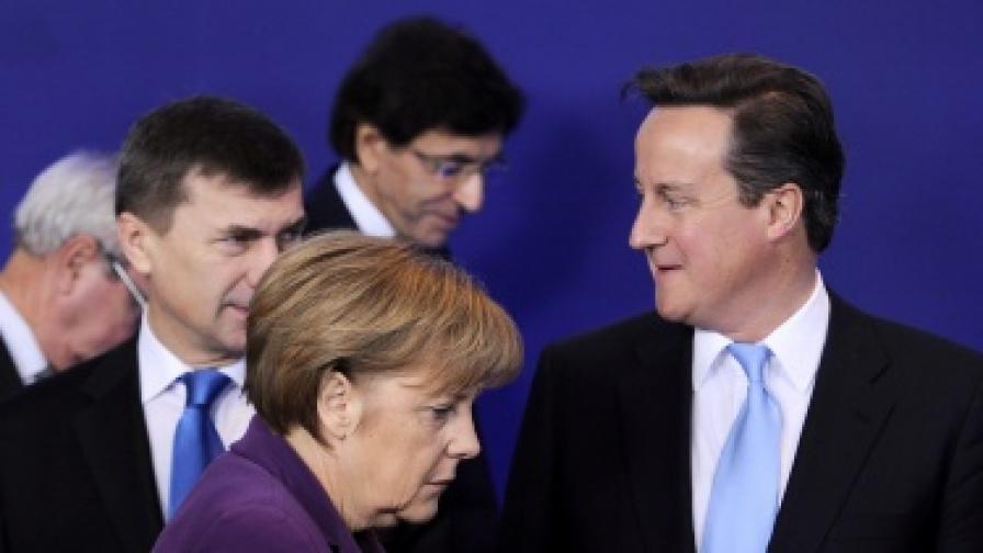 """""""Икономист"""": Големият развод на Европа"""