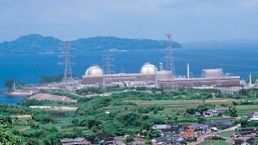 """Близо 2 т радиоактивна вода изтече в японската АЕЦ """"Генкай"""""""