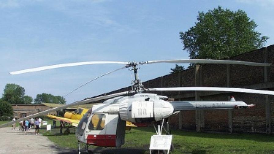 НАП продава самолети и хеликоптери