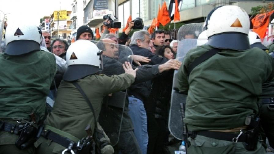 Електроенергията в Гърция поскъпва