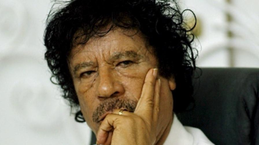 2011: Кървавият развод на Кадафи със Запада