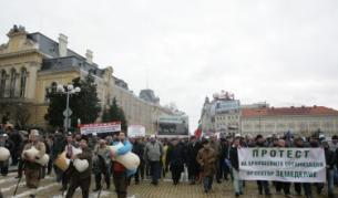 Протестът на земеделците среща подкрепата на много българи