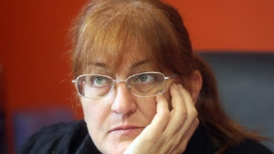 Светлана Джамджиева