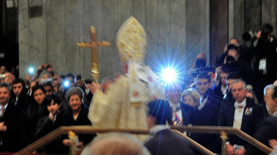 Службата във Ватикана