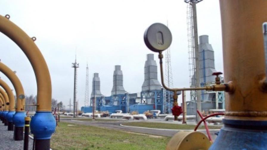 Природният газ поскъпна с 4,3%