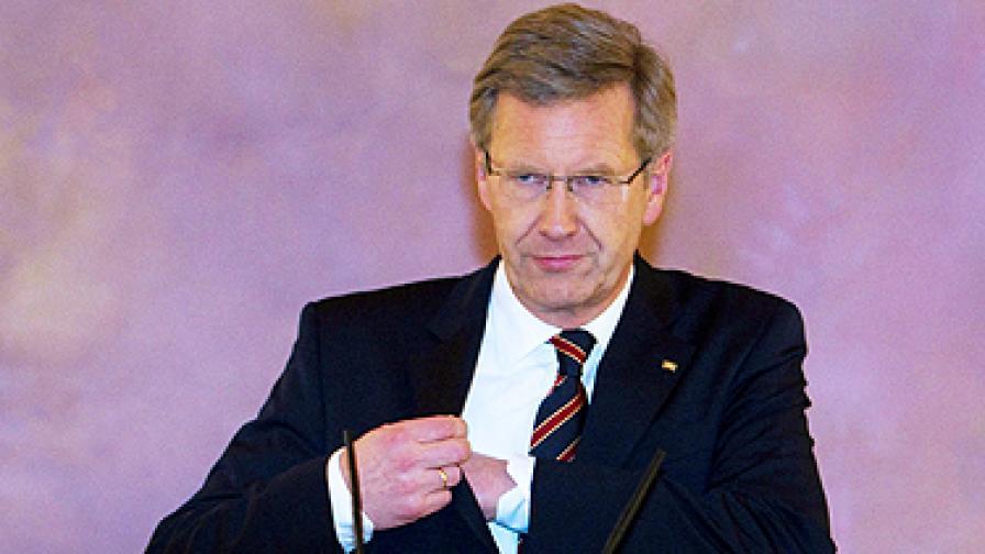 Германският президент заплашвал журналисти