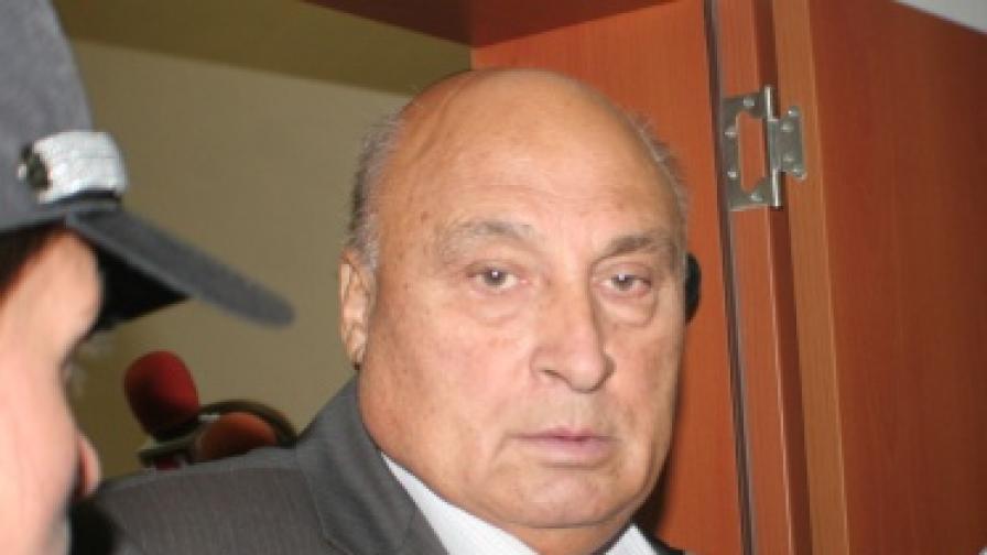 Кирил Рашков ще лежи в затвора 8 месеца