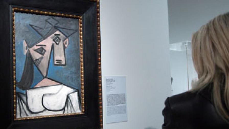 Откраднаха картини на Пикасо и Мондриан в Гърция