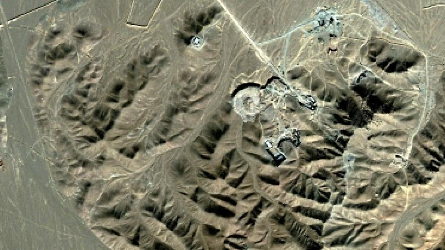 Иран е започнал да обогатява уран в нов подземен бункер