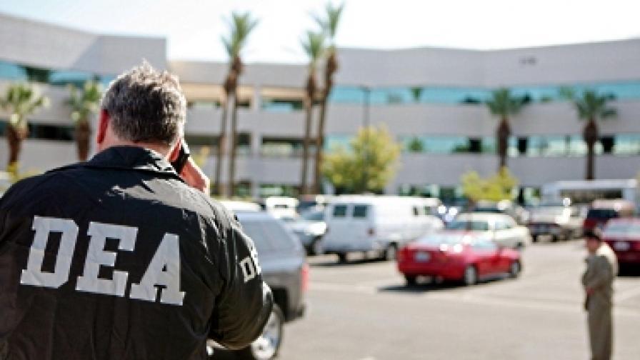 Агенти от САЩ са помогнали да бъдат препрани милиони долари от наркотрафик