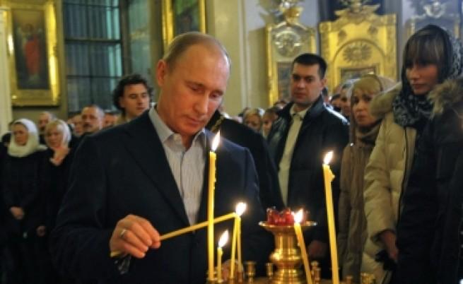 Още спада популярността на Путин