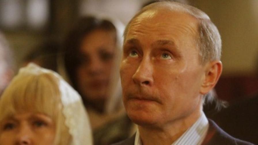 Путин нямал време за дебати преди изборите