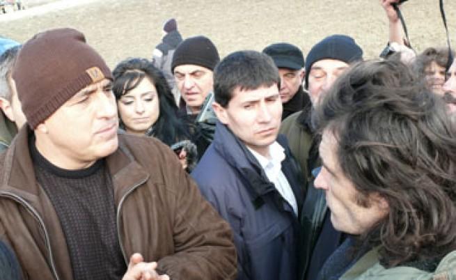 Борисов: Даваме колкото кажете за разкопки на АМ