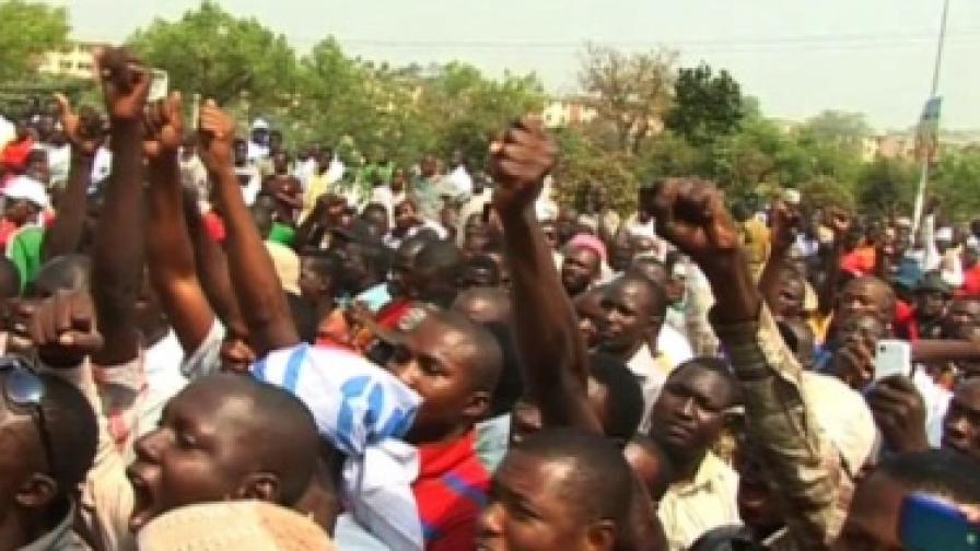 Нигерия: Намалиха бензина след масови протести