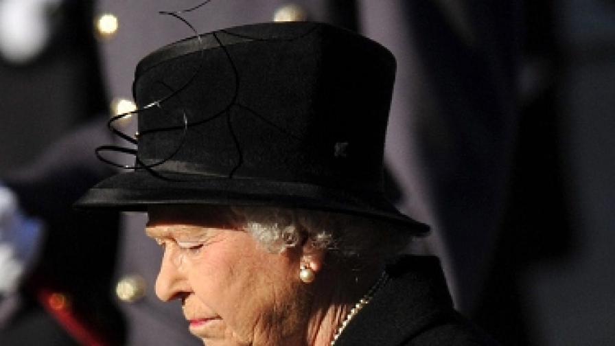 Кралица Елизабет II ще остане без яхта