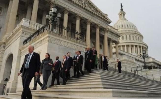 84% от американците недоволни от Конгреса