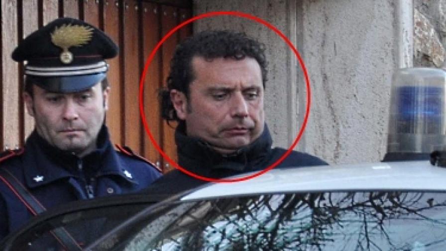 Капитан Франческо Скетино