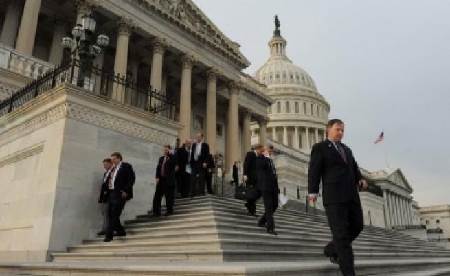 Американският конгрес пълен с милионери