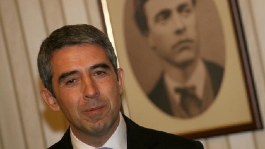 Сформира се администрацията на президента Плевнелиев