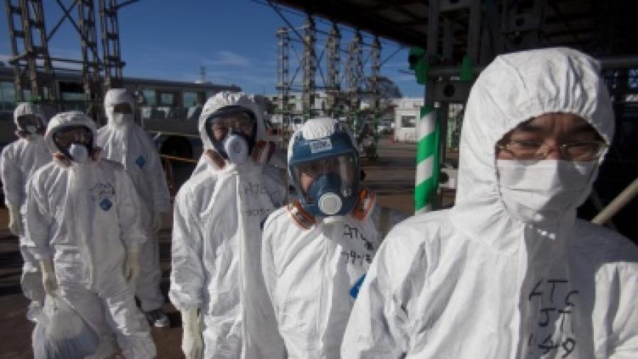 """Таен доклад с мрачни сценарии за АЕЦ """"Фукушима-1"""""""