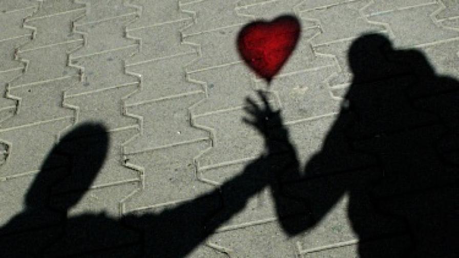 Вълна от британци приижда за Свети Валентин