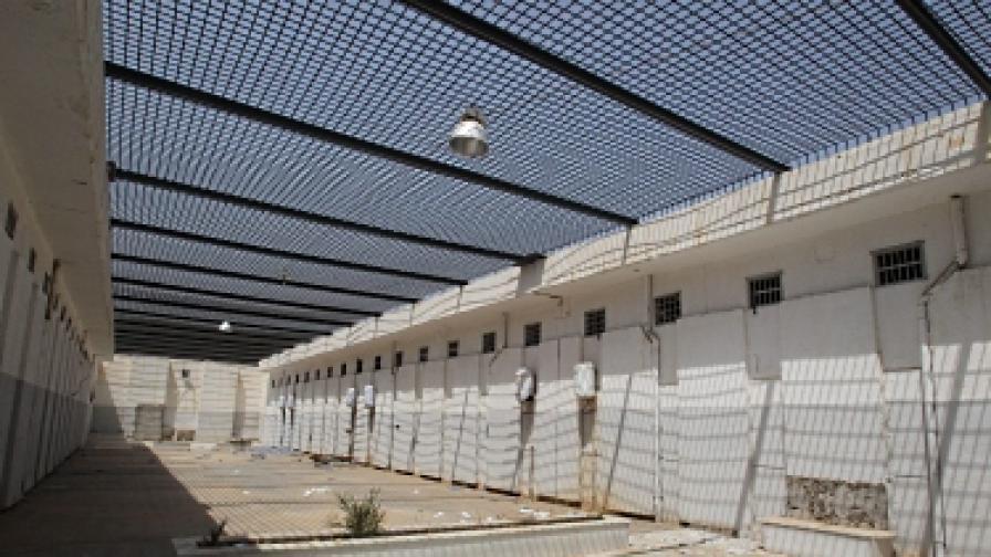 """Затвора """"Абу Салим"""" в Триполи"""
