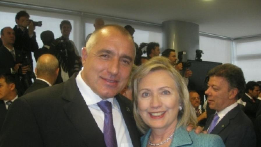 Хилари Клинтън ще посети България