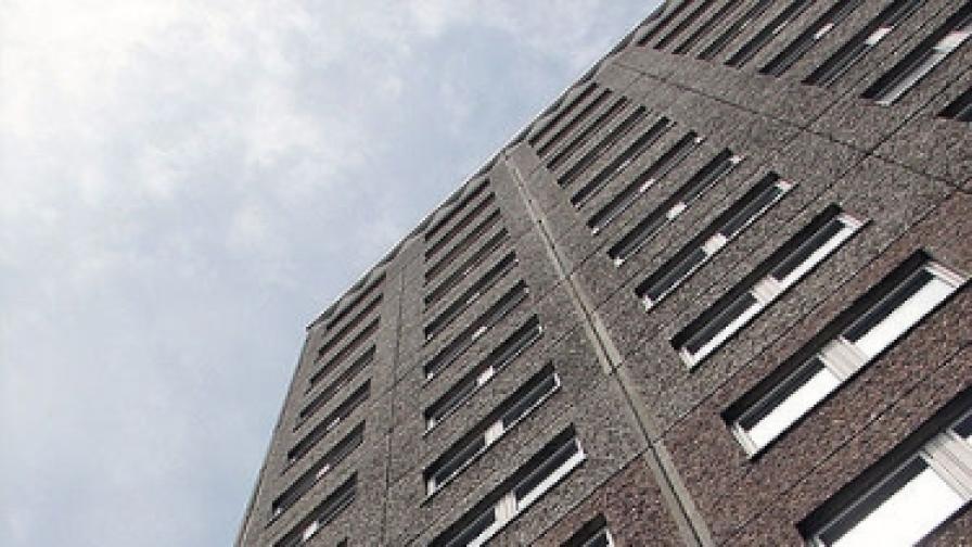Зловещата централа на Щази в някогашния Източен Берлин