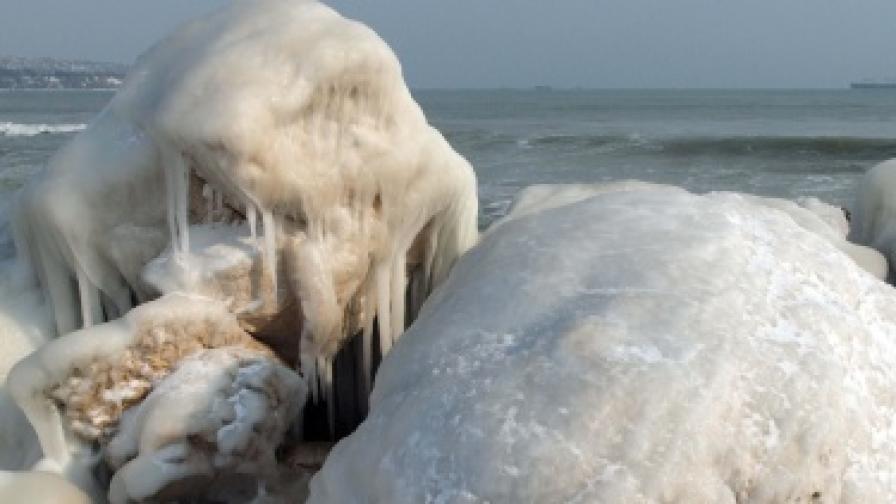 15 минусови температурни рекорда в страната