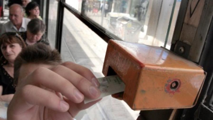 От 6 февруари: Засилен контрол в градския транспорт