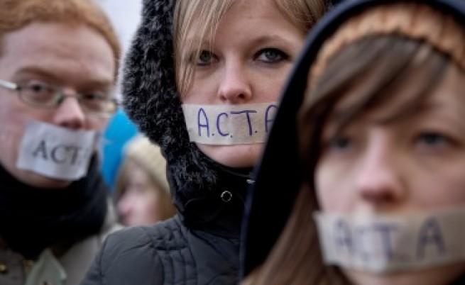 Парламентът ще ратифицира АCTA, но с резерви