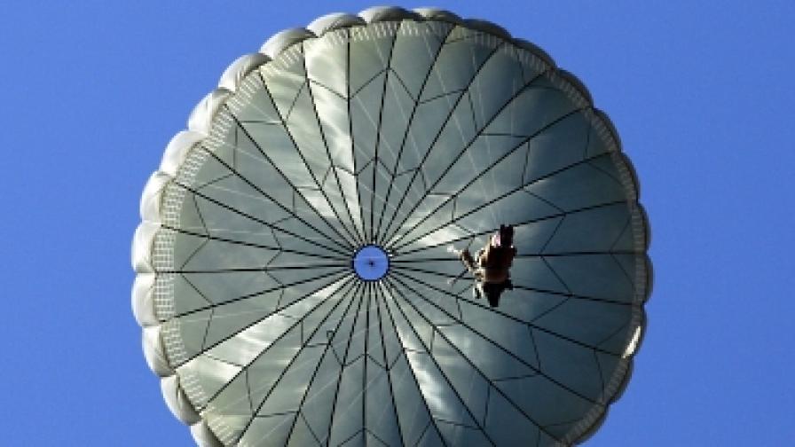 Мъж ще скочи от 37 хил. метра